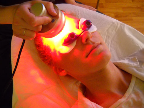 red light therapy the villages florida