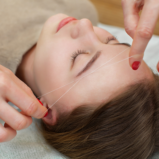 Services - Pushti Brows and Skin Therapy